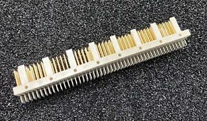 FCI 70431-904 Board To Board Connector 192 Contacts 4-Row MALE Press Fit  NEW
