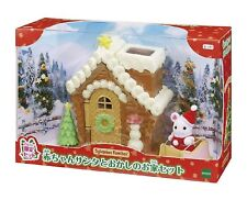 Sylvanian Families Christmas HOUSE SET 2018 Epoch Calico Critters