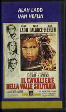 Il cavaliere della valle solitaria - VHS Alan Ladd e Van Heflin