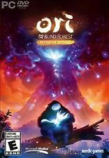 NEW! Ori and the Blind Forest: Definitive Edition (PC, 2016) FACTORY SEALED