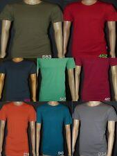 SIGNUM T- Shirt   Gr. L  Kurzarm  NEU  8 Farben zur Wahl  2 Stück zum Sparpreis