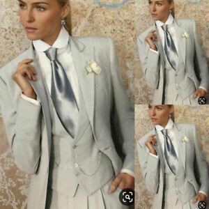 Women Blazer Vest Pants Suit Set Ladies Office Business Tuxedos Formal Work Wear