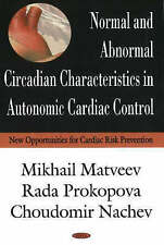 Normal and Abnormal Circadian Characteristics in Autonomic Cardiac Control: New
