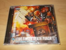 Five Finger Death Punch - And Justice For None   CD  NEU  (2018)