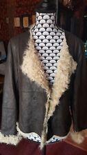 Veste en peau lainée mouton - Kookaï, T36