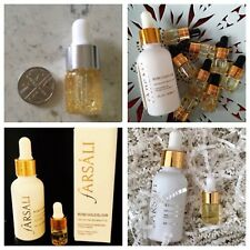 FARSALI ROSE GOLD ELIXIR RADIATING MOISTURISER SERUM - GENUINE 2ML SIZE SAMPLE