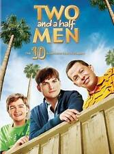 Two and a Half Men: The Complete Tenth Season (DVD, 3-Discs) BRAND NEW FREE SHIP