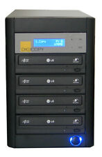 Duplicatore CD DVD con 4 drive