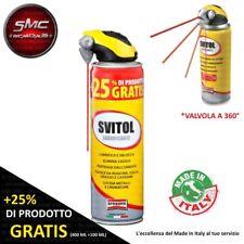 AREXONS SVITOL LUBRIFICANTE SPRAY SBLOCCANTE 500 ml AREXON + 25% gratis