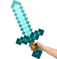 New Craft Sky Blue Role Play Prop Diamond EVA Foam Sword Toy for Cosplay