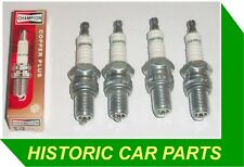 4 SPARK PLUGS for Ford ESCORT 1 - 1100 1.1 1968-73 replaces CHAMPION N9Y