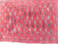 Bella, vecchio Tappeto Orientale __106cm x 73cm__Afgano