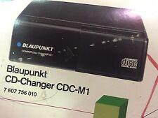 Blaupunkt Cdc-M1 10 Cd Changer 10 Disc New In Box Nos Compact Disc Carousel Unit