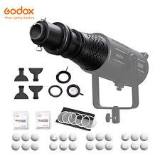 Godox SA-17 Bowens Mount Adapter with Godox SA-P Create Theatrical Effects
