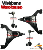 FOR MERCEDES SPRINTER 2006-2018 FRONT LOWER WISHBONE CONTROL ARMS & LINK BARS