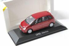 Opel Meriva 2003  - Minichamps 1/43 cochesaescala