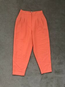 ASOS Coral Smart Trousers Size 10