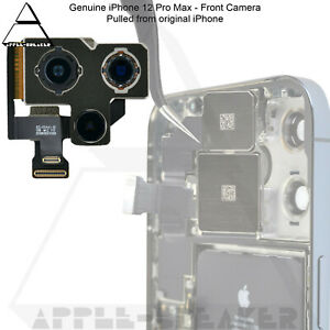 iPhone 12 Pro Max Rear Back Camera Lens Flex Cable Original Replacement Part