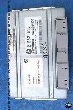 2002 02 BMW M3 CONVERTIBLE OEM SIEMENS SMG GEARBOX ECU ASSY 3 SERIES E46 #9062
