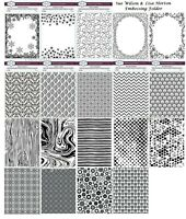 Creative Expressions - Embossing Folder by Sue Wilson & Lisa Horton - New 2019