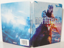 Battlefield V Collectible Steelbook RARE Xbox One / PS4 (NO GAME) - BRAND NEW