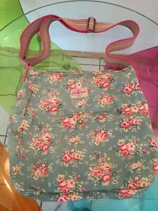 Cath Kidston Large Tote/sholder Bag Cotton 14 X 15 Inches Approx
