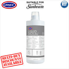 Urnex Liquid Descaler 1L Descale for Sunbeam Espresso Coffee Machine