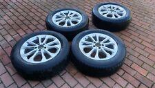 4 original Mercedes GLA Sommerräder 215 60 17