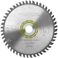 Festool 491952 160mm 48T Fine Tooth Saw Blade TS55
