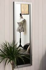 Large Wall Mirror Silver Contempory Design  4Ft2 X 1Ft2 127cm X 36cm