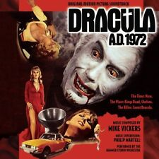 Dracula AD 1972 - Complete Score - Limited Edition - Mike Vickers