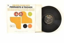 "Ferrante & Teicher ‎– Golden Piano Hits – 12"" Vinyl LP Album Mono –  UAL 3269"