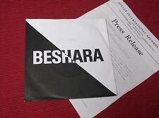 """Beshara:  When You're Wrong   7""""  EX+  +  press release  RARE UK ROOTS DEBUT"""