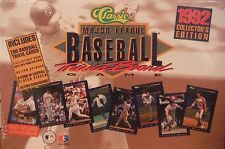 Vintage 1992 Classic Major League Baseball Trivia Board Game Collector's Edition