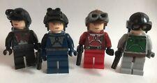 Lego Piezas Originales-Star Wars - 4 figuras-soldados Sith-Boba Jango torsos