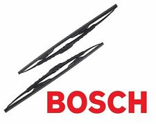 "NEW Ford Dodge Mercury Set of 2 Front Windshield Wiper Blades 20"" Bosch Excel+"