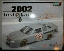 Kevin Harvick 1/24 2002 Gm Goodwrench Test Car w/Stopwatch Revell
