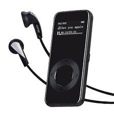 AGPTEK 8GB Mini MP3 HD Quality Support up to 64GB Headphone Armband Bundle Offer