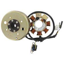 Stator d'alternateur 88mm 8 bobines 1x2/2x1polig régulateurs 4 broches AC6