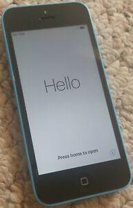 Apple iPhone 5c (MF156LL/A) Unlocked CDMA Verizon Excellent Condition!