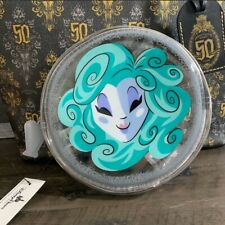 Disney Parks Haunted Mansion Madame Leota Cosmetic Bag Case - Clear
