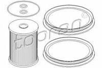 TOPRAN 501 431 Fuel filter