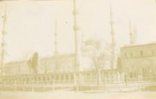Turquie, Constantinople, Mosquée Bleue, ca.1900, Vintage citrate print Vintage c