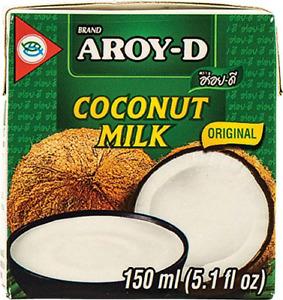 Aroy-d Coconut Milk 100% Original Net 8.5 Oz.pack of 12