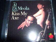 Al Di Meola Project Kiss My Axe CD – Like New