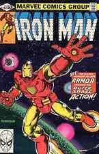 INVINCIBLE IRON MAN #142 VERY FINE (1968 SERIES) MARVEL COMICS