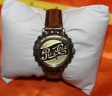 VERY NICE Pepsi-Cola soda pop watch,pepsico inc.Japan  F97