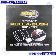 Middy Match Range Top Kit Pulla Bush 100 PTFE Carp Match Pole Fishing
