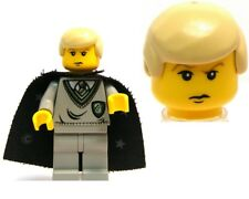 Lego Harry Potter Minifigure Draco Malfoy from Sets 4735 4709 4733 100% REAL