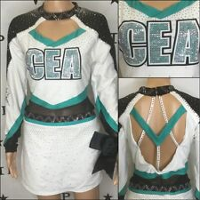 Cheerleading Uniform Allstars Cheer Extreme Plus RARE 3X